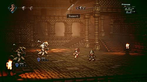 Octopath Traveler - Nintendo Switch [Importación inglesa]: Amazon ...