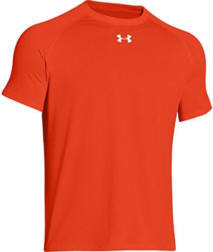 Under Armour Men's Locker Shortsleeve T-Shirt (Dark Orange, ()