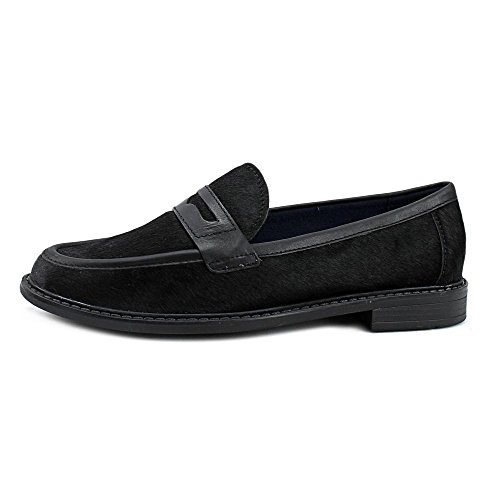 Cole Haan Pizzico Campus Penny Donne Us 7 2a Mocassino Nero