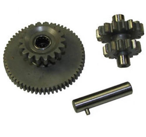 Upright Assembly (Starter Idler - Reduction Gear Assembly - 200cc CG UpRight Engine 18 Tooth dualGear)