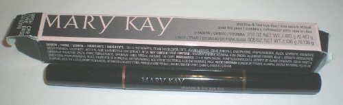 Mary Kay Shadow & Line Eye Duo ~ Eye Color Eyeliner Duo ~ Frosted Fig ~ Full Size New in Box