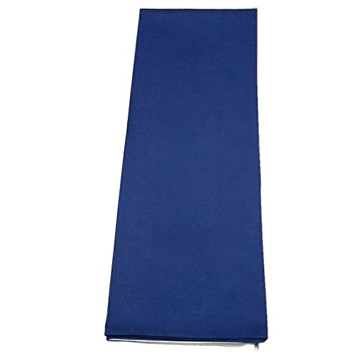 YAROO ,100% Cotton, 300 Thread Count, Body Pillowcase With Zipper ,21x55 Body Pillow Case,Fits 20 x 54 ,Dark Blue. Dark Blue Zipper