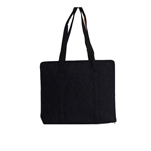 YAZZII Quilters Project Bag (Black) by Yazzii
