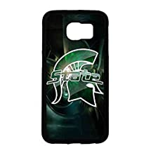 Spistyler, Samsung Galaxy S6 Case Michigan State Spartans Sports Team High Quality Cover