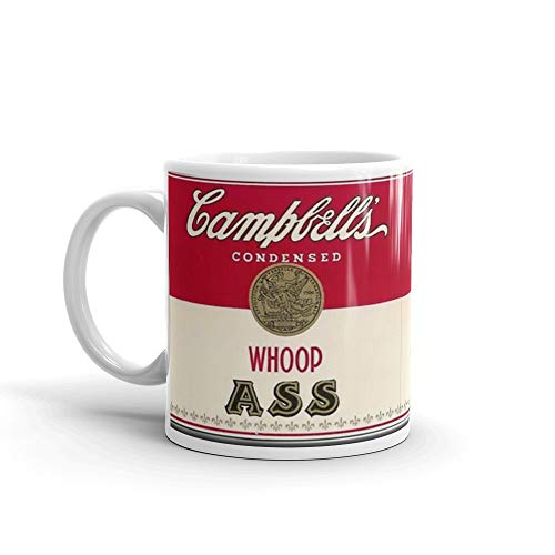 (Open a can of. Mug 11 Oz White Ceramic)