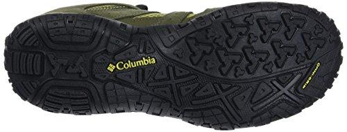Columbia Mens Redmond Green (cool Moss / Ginkgo 910)
