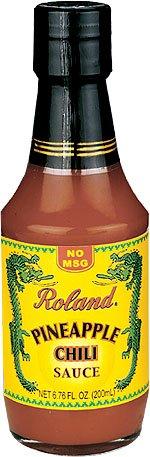Roland Pineapple Chili Sauce - 6.76 oz.
