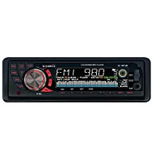 Supersonic Mp3/Cd Receiver With Am/Fm Radio, Usb/Sd Inputs, Aux In & Detachable Panel