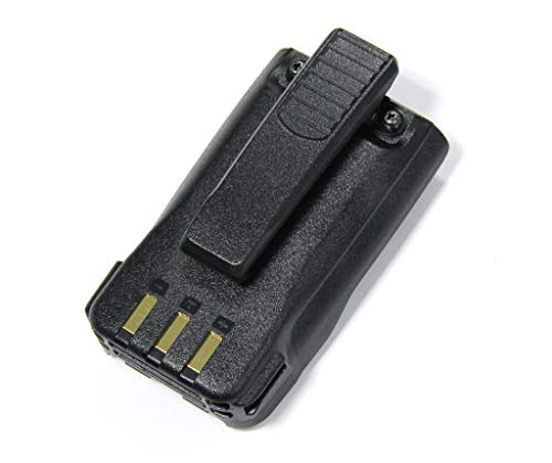 BTECH QB-44HL 3100mAh Replacement Battery for BTECH DMR-6X2, Includes Belt Clip