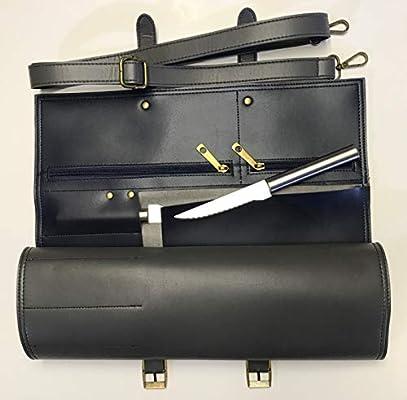 MiM Houston Chef - Bolsa para cuchillos de chef (piel ...