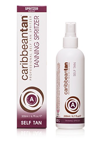g Spritzer A for Fair Complexion (6.7 fl.oz) + Free Tanner Mitt – Gorgeous, Natural Bronze Self Tan – Salon Quality Spray Tan delivers a Flawless Fake Tan, No Orange, No Streaks ()