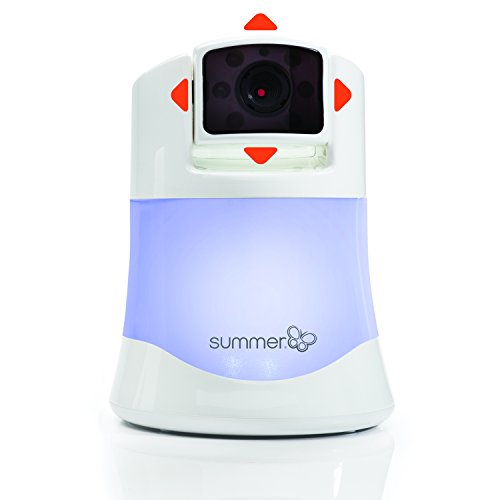 summer infant panorama video baby monitor digital color baby monitor. Black Bedroom Furniture Sets. Home Design Ideas