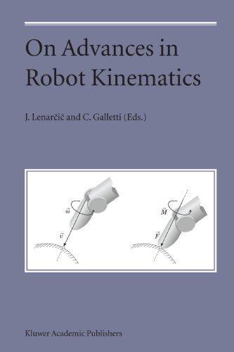 Download On Advances in Robot Kinematics (Text, Speech & Language Technology) Pdf