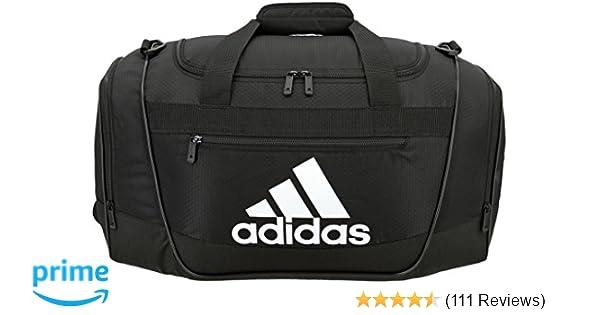 Amazon.com  adidas Defender III Duffel Bag 05a7f02622d8f