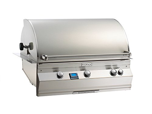 Fire Magic Aurora A790i Built-in Propane Gas Bbq Grill With One Infrared Burner And Rotisserie - A790i-6l1p -