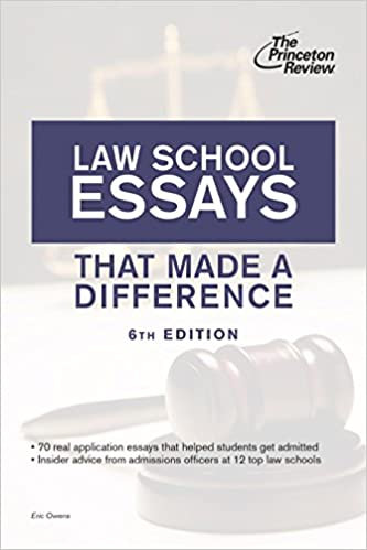 law school essays