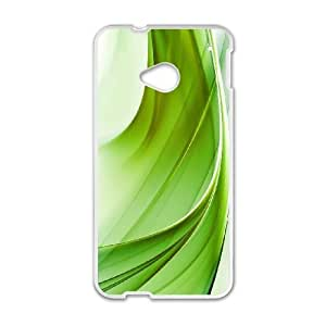 HTC One M7 Cell Phone Case Covers White Abstract Unique Phone Case Cover Sports XPDSUNTR05493