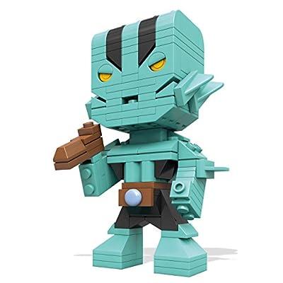 Mega Construx Kubros Hellboy Abe Sapien Building Kit: Toys & Games