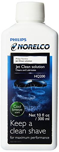 Norelco Clean Jet Solution 10 oz Cool Breeze (6 pack)