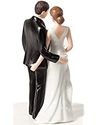 Wedding Collectibles Funny Sexy Tender Touch Cake Topper