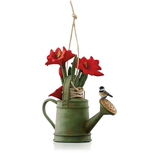 (Hallmark Keepsake Ornament Watering Can 1st in Marjolein's Garden Series 2014)