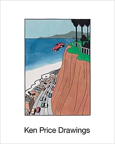 Book Ken Price: Drawings (2016-10-25)