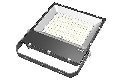 Ledlux - Faro proyector LED Slim - Para exterior - 200W de ...