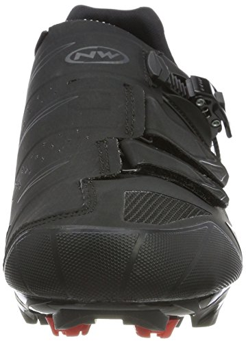 Northwave Herren Scream Srs Fahrrad Schuhe schwarz/grau