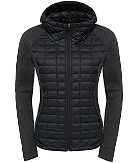 55b055b71 Amazon.com: The North Face Women's Momentum Thermoball Hybrid Jacket ...