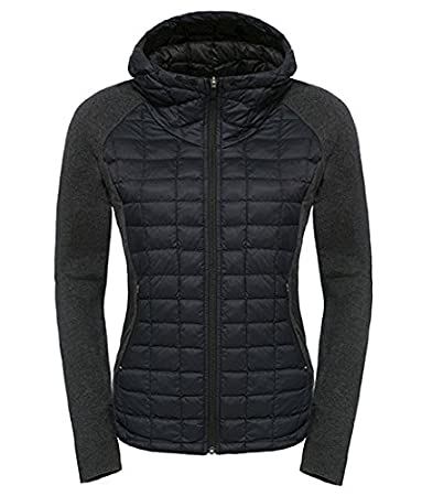 THE NORTH FACE Endeavor Thermoball Veste Femme, Noir TNF Black Heather, FR    L (Taille Fabricant   L)  Amazon.fr  Sports et Loisirs 7c714cbad023