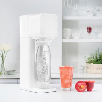 SodaStream Play Sparkling Water Maker, White