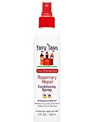 Fairy Tales Repel Conditioning Spray, Rosemary, 8 Fluid...