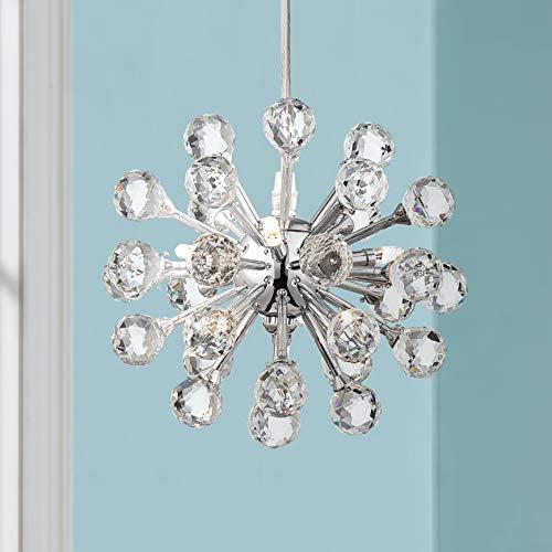 Canopy Clear Crystal - Possini Euro Design Cassiopeia 8 1/2