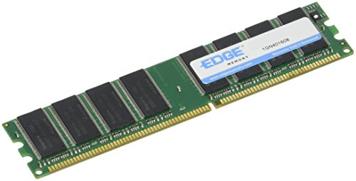 (Edge Memory 1GB 184-Pin PC3200 400Mhz DIMM DDR RAM)