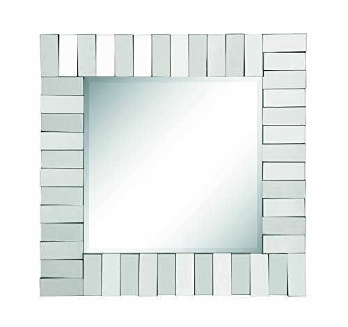 Coaster Home Furnishings 901806 Mirror Silver