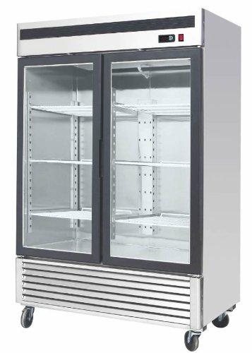 upright auto defrost freezer - 2