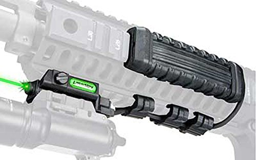 LaserMax Rifle Value Pack Kit Fits Picatinny, Green by L-M-X