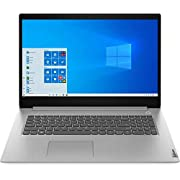 Lenovo (17,3 Zoll) HD+ Notebook (Intel Core i3 1005G1 4-Thread CPU 3.40 GHz, 8GB DDR4, 256 GB SSD, 1000GB, Intel UHD…