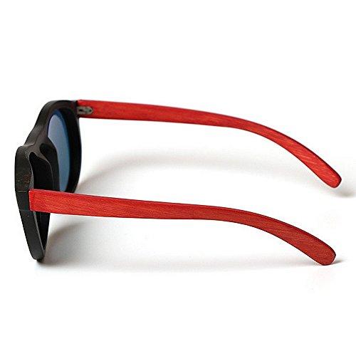 UV mano de polarizadas hechas de hombres las la de madera Gafas de a los bambú Eyewear protección Adult la protección de para de de Gafas mujeres play la de de sol clásicas unisex UV sol protección la WaYfCWwzq