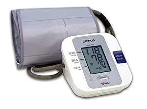 Omron HEM-712CLC Automatic Blood Pressure Monitor with Large Cuff