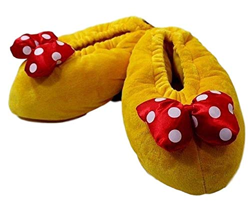 Disney Parks Minnie Mouse Heel Slippers (Adult - Large) -