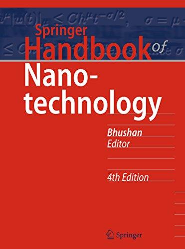 Springer Handbook - Springer Handbook of Nanotechnology (Springer Handbooks)