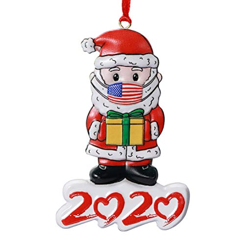 Inno-Huntz Christmas Tree Decoration Santa Clause Resin Ornament