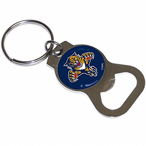 Siski Sport Florida Panthers Keyring & Bottle-opener