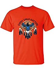 TARIENDY Every Child Matters Orange Shirt Day September 30th 2021 Tshirt Spirit of Reconciliation and Hope T-Shirt