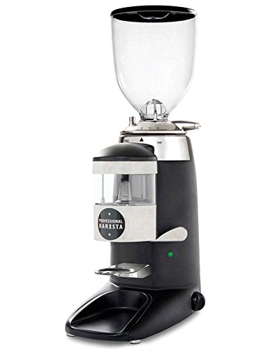 Compak K10 Conic Professional Barista Espresso Grinder - Matte Black