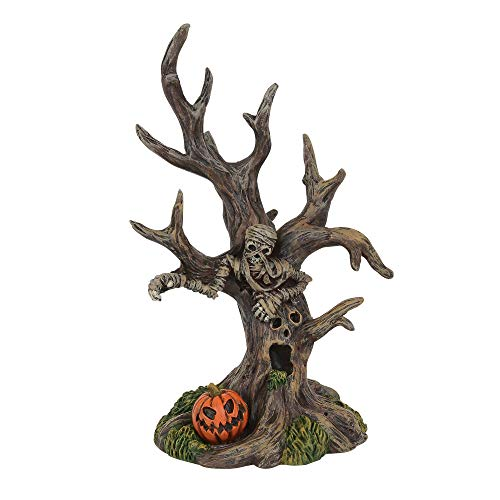 Department 56 Halloween Collections Petrified Tree Figurine Village