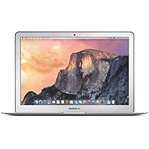 Apple MacBook Air 11.6-Inch Laptop 1.4GHz / 4GB DDR3 Memory / 128GB SSD (Solid State Drive) / MacOS 10.12 Sierra