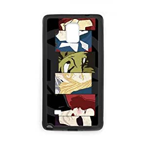 Comics The Avengers comic Samsung Galaxy Note 4 Cell Phone Case Black 91INA91147271