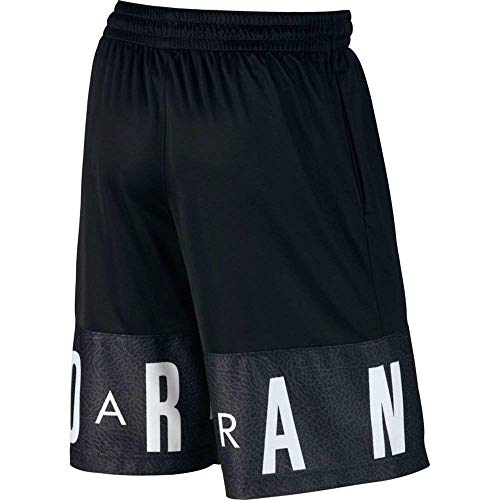 NIKE Jordan Air Youth Boys Colorblocked Basketball Shorts Size M, L (Medium (10-12yrs))